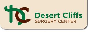 Desert cliffs surgery center logo